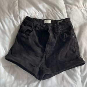 Cotton On high rise shorts